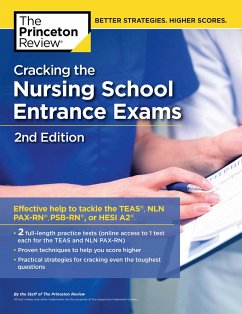 Cracking the Nursing School Entrance Exams, 2nd...