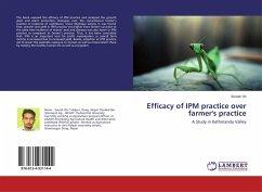 Efficacy of IPM practice over farmer´s practice