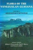 Flora of the Venezuelan Guayana, Volume 3: Araliaceae-Cactaceae