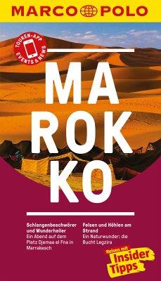 MARCO POLO Reiseführer Marokko (eBook, PDF)