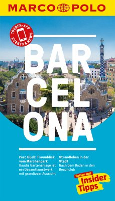 MARCO POLO Reiseführer Barcelona (eBook, PDF) - Massmann, Dorothea