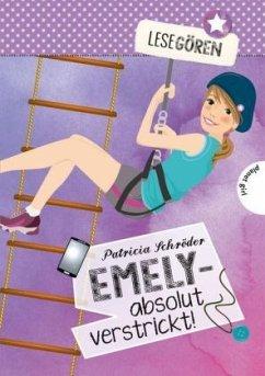 Lesegören - Emely, absolut verstrickt! (Mängelexemplar) - Schröder, Patricia