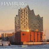 Hamburg 2019. Broschürenkalender