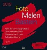 Foto, Malen, Basteln schwarz 2019