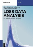 Loss Data Analysis (eBook, PDF)