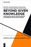 Beyond Given Knowledge (eBook, ePUB)