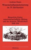 Wissenschaftspopularisierung im 19. Jahrhundert (eBook, PDF)