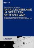 Parallelverlage im geteilten Deutschland (eBook, ePUB)