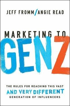Marketing to Gen Z (eBook, ePUB)