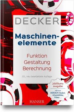 Decker Maschinenelemente - Decker, Karl-Heinz