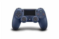 Sony DualShock4 midnight blue Playstation Controller