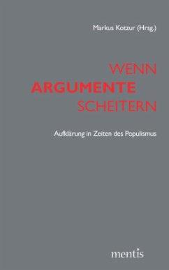 Wenn Argumente scheitern
