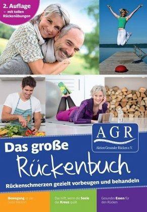 Das große AGR Rückenbuch - Dargatz, Thorsten