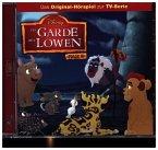 Die Garde der Löwen - Ein eigenes Revier/Paviane!, 1 Audio-CD