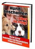 Hund anschaffen ... aber richtig (eBook, ePUB)