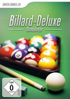 Simtek Games: Billard-Deluxe
