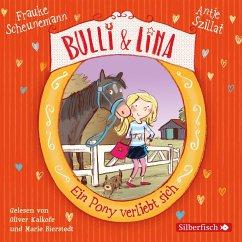 Ein Pony verliebt sich / Bulli & Lina Bd.1 (MP3-Download) - Scheunemann , Frauke; Szillat, Antje