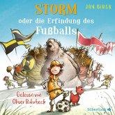 Storm oder die Erfindung des Fußballs Bd.1 (MP3-Download)