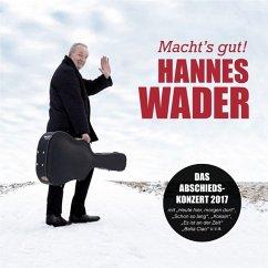 Macht'S Gut! - Wader,Hannes