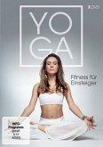 Yoga - Fitness Box für Einsteiger - 2 Disc DVD