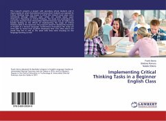 Implementing Critical Thinking Tasks in a Begin...
