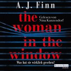 The Woman in the Window - Was hat sie wirklich gesehen? (MP3-Download)