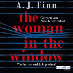 The Woman in the Window - Was hat sie wirklich gesehen? (MP3-Download) - Finn, A. J.