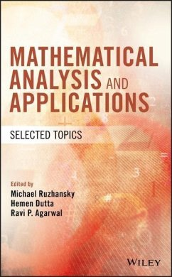 Mathematical Analysis and Applications: Selecte...