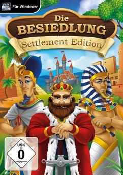 Die Besiedlung - Settlement Edition (Time-Management-Spiel)