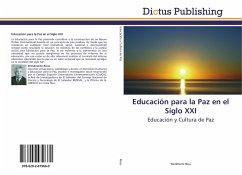 Educación para la Paz en el Siglo XXI