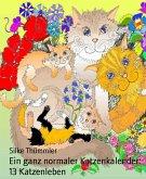 Ein ganz normaler Katzenkalender: 13 Katzenleben (eBook, ePUB)