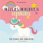 MILLAS EINHORN MALBUCH
