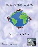 Around the World in 20 Bikes (eBook, ePUB)