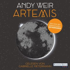 Artemis (MP3-Download) - Weir, Andy