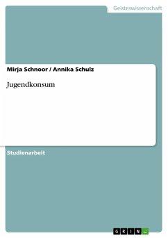Jugendkonsum (eBook, ePUB)