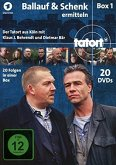 Tatort-Ballauf & Schenk Ermitteln Box 1 DVD-Box