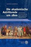 Die akademische Antrittsrede um 1800 (eBook, PDF)