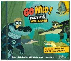 Go Wild! - Mission Wildnis - Krokodil Oder Alli...