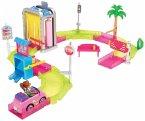 Barbie On The Go Waschanlage Spielset