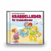 Krabbellieder für Krabbelkinder, 1 Audio-CD