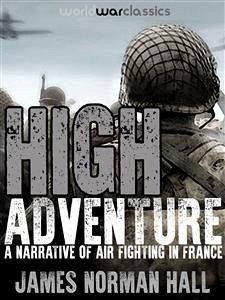 High Adventure (eBook, ePUB) - Norman Hall, James