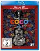 Coco - Lebendiger als das Leben! (Blu-ray 3D + Blu-ray)