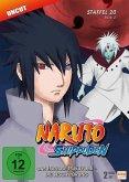 Naruto Shippuden - Das endlose Tsukuyomi - Die Beschwörung - Staffel 20.2: Folgen 642-651 - 2 Disc DVD