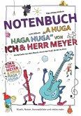 """Notenbuch """"A huga haga huga"""""""
