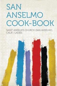 San Anselmo Cook-Book