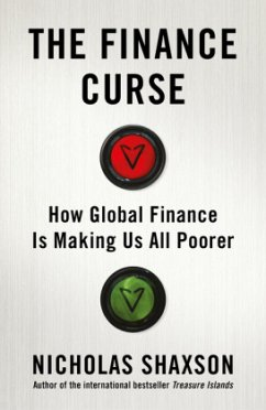 The Finance Curse - Shaxson, Nicholas