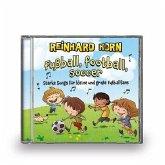 Fußball, football, soccer, 1 Audio-CD
