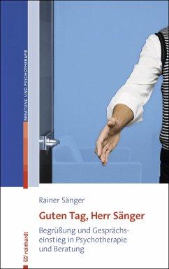 Guten Tag, Herr Sänger (eBook, PDF) - Sänger, Rainer