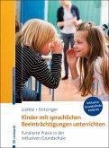 Kinder mit sprachlichen Beeinträchtigungen unterrichten (eBook, PDF)