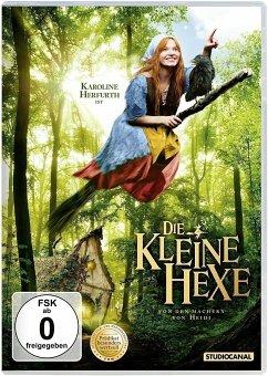Die kleine Hexe (DVD) - Herfurth,Karoline/Borsody,Suzanne Von